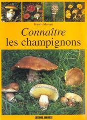 Les champignons - Intérieur - Format classique