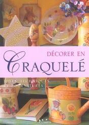 Decorer En Craquele - Intérieur - Format classique