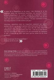 Very important Penelope B. - 4ème de couverture - Format classique