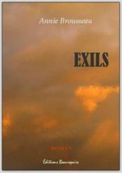 Exils - Couverture - Format classique