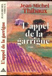 Appel De La Garrigue - Couverture - Format classique