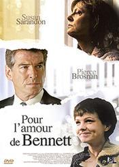 Pour L'Amour De Bennett - Couverture - Format classique