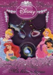 Princesses, ma boîte à bijoux - Couverture - Format classique