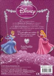 Princesses, ma boîte à bijoux - 4ème de couverture - Format classique
