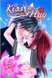 Kiss hug t.3 - Couverture - Format classique