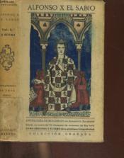 Antologia De Sus Obras Por Antonio G. Solalinde En Dos Volumenes, Tomo I - Couverture - Format classique
