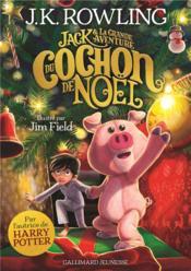 Jack et la grande aventure du cochon de Noël - Couverture - Format classique