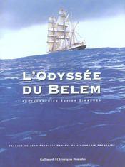 L'Odyssee Du Belem - Intérieur - Format classique