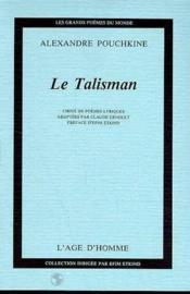 Le Talisman - Couverture - Format classique