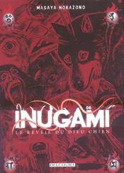 Inugami le réveil du dieu chien t.6 - Intérieur - Format classique