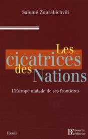 Les cicatrices des nations - Couverture - Format classique