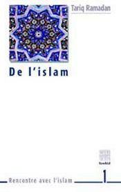De l'islam - Intérieur - Format classique