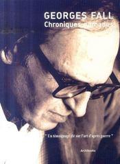 Chroniques nomades - Intérieur - Format classique