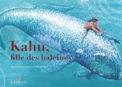 Kahu, fille des baleines - Couverture - Format classique