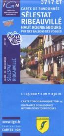 telecharger Selestat – Ribeauville, Haut Koenigsbourg, PNR des ballons des Vosges – 3717 ET livre PDF/ePUB en ligne gratuit