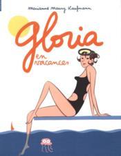 Gloria En Vacances - Couverture - Format classique