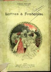 Lettres A Francoise. Collection Modern Bibliotheque. - Couverture - Format classique