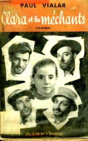 Clara Et Les Mechants. - Couverture - Format classique