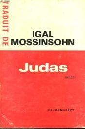 Judas. - Couverture - Format classique