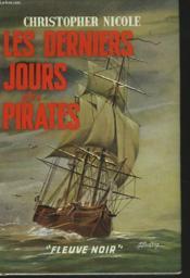 Les Derniers Jours Des Pirates - Couverture - Format classique