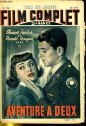 Tous Les Jeudis Film Complet N° 134 - Aventure A Deux - Couverture - Format classique