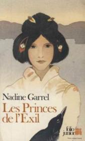 Les princes de l'exil - Couverture - Format classique