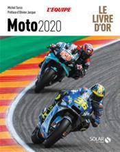 Le livre d'or de la moto (édition 2020) - Couverture - Format classique