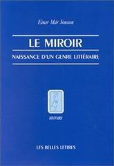 Miroir (le) - Couverture - Format classique