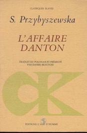 Affaire Danton (L') - Couverture - Format classique