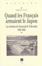 Quand les francais armaient le japon - Intérieur - Format classique