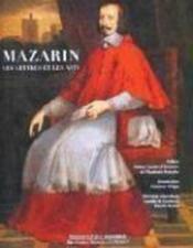 Mazarin et les arts - Couverture - Format classique