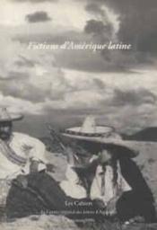 Fictions Amérique latine - Couverture - Format classique