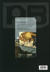 Ab irato t.1 ; Riel - 4ème de couverture - Format classique