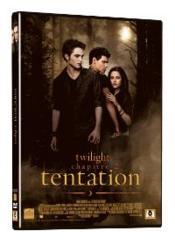 Twilight - Chapitre 2 : Tentation - Couverture - Format classique