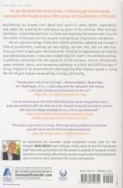 Infinite Possibilities - The Art Of Living Your Dreams - 4ème de couverture - Format classique