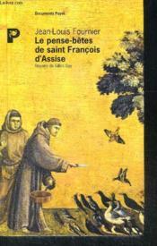 Le pense-bêtes de St François - Couverture - Format classique