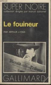 Collection Super Noire N° 33. Le Fouineur. - Couverture - Format classique