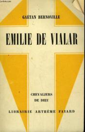 Emilie De Vialar. - Couverture - Format classique