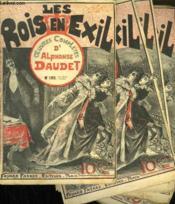 Lot De 9 Fascicules. Les Rois En Exil. Oeuvres Completes D'Alphonse Daudet. N°103 Au N°111. - Couverture - Format classique