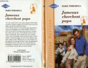Jumeaux Cherchent Papa - Mommy And The Policeman Next Door - Couverture - Format classique