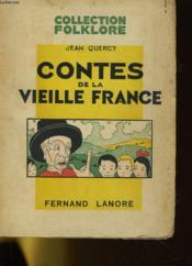 Contes De La Vieille France - Couverture - Format classique