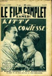 Le Film Complet Du Samedi N° 947 - 9eme Annee - Kitty Comtesse - Couverture - Format classique