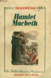 Hamlet Macbeth - Couverture - Format classique