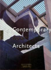 Ad-comtemp asian architects - Couverture - Format classique