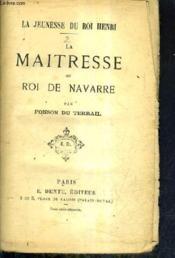 La Maitresse Du Roi De Navarre - La Jeunesse Du Roi Henri - Tome 2. - Couverture - Format classique