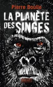 La planète des singes - Couverture - Format classique