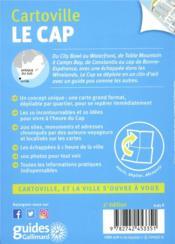 Le Cap (édition 2019) - 4ème de couverture - Format classique