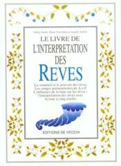 Le livre de l'interprétation des rêves - Couverture - Format classique