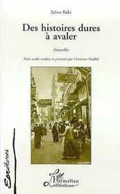 Des Histoires Dures A Avaler - Intérieur - Format classique