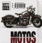 Motos - 4ème de couverture - Format classique